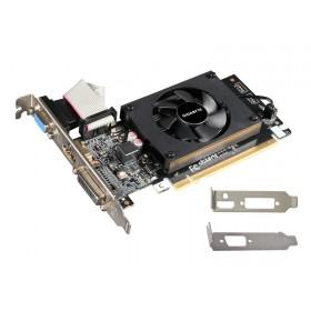 GIGABYTE VGA GeForce GT710 GV-N710D3-1GL, DDR3 1024MB, 64bit- GIGABYTE