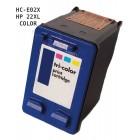 Συμβατό Inkjet για HP No 22XL, Color- RADUGA-Συμβατό