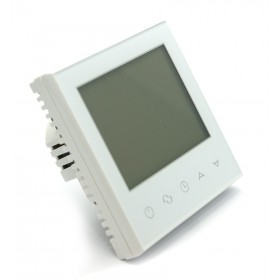 Έξυπνος Θερμοστάτης Καλοριφέρ Smart WiFi, Internet Control, Touch Screen- BULK