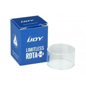 Pyrex Glass για iJoy Limitless RDTA Plus, διάφανο, 1τεμ.- IJOY