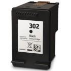 Συμβατό Inkjet για HP 302XL, Black- RADUGA-Συμβατό