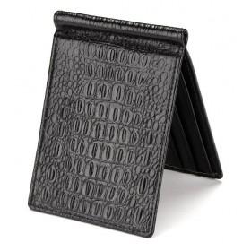 INTIME πορτοφόλι IT-016, RFID, PU leather, μαύρο- INTIME