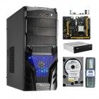 Έτοιμος υ/η με INTEL Celeron Dual Core - HDMI - VGA- Biostar - J1800MH2-PC