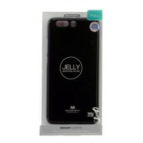 MERCURY Θήκη Jelly για Huawei P10 Plus, Black- MERCURY