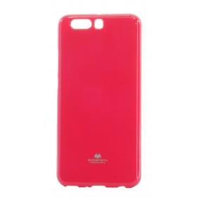 MERCURY Θήκη Jelly για Huawei P10 Plus, Hot pink- MERCURY