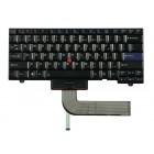 Πληκτρολόγιο για Lenovo Thinkpad L410 L510, US, Black- BULK