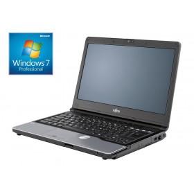 FUJITSU used Notebook S762, i5-3320M, 4GB, 320GB HDD, DVD, 13.3