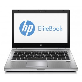 HP used Notebook 8470p, i5-3210, 4GB 320GB HDD, 14.1