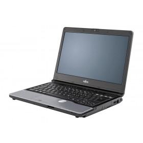 FUJITSU used Laptop S762, i5-3320M, 4/80GB SSD, DVD-RW, 13.3