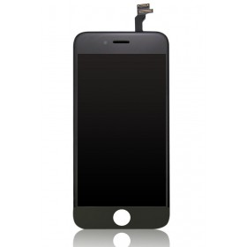 High Copy LCD για iPhone 6G Plus, Premium Quality, Black- BULK
