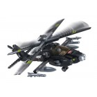 SLUBAN Τουβλάκια Army, Attack Helicopter M38-B0511, 293τμχ- SLUBAN