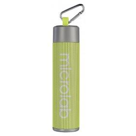 MICROLAB Φορητό ηχείο MD118, power bank, φακός, selfie stick, πράσινο- MICROLAB