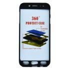 POWERTECH Θήκη Body 360° με Tempered Glass για iPhone X, Black- POWERTECH
