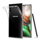 POWERTECH Θήκη Clear 0.5mm TPU MOB-1372 για Samsung Note 10, διάφανη- POWERTECH