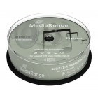MediaRange AUDIO CD-R 52x 80min Cake 25- MediaRange - MR223