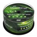 MediaRange DVD-R 4,7 GB 16x Cake50- MediaRange - MR444