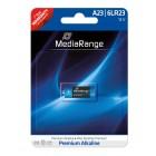MediaRange Premium αλκαλική μπαταρία A23 / 6LR23 12V Pack 1- MediaRange - MRBAT114