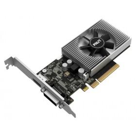 PALIT VGA GeForce GT 1030 NEC103000646-1082F, DDR4 2GB, 64bit- PALIT