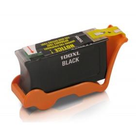 G & G Συμβατό Lexmark 100 XL - BLACK- G & G - NP-L-0100XL-BK