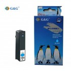 G & G Συμβατό Lexmark 100 XL - CYAN- G & G - NP-L-0100XL-C