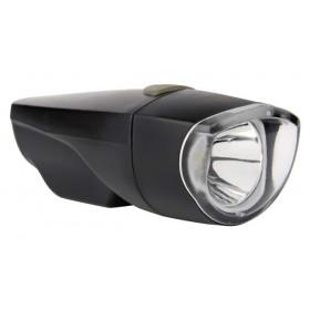 EMOS εμπρόσθιο φως ποδηλάτου P3915, 1W 40lm, 80m, μαύρο- EMOS