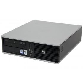 HP SQR Η/Υ DC7900 SFF, C2D E8400, 4GB, 160GB HDD, Βαμμένο- HP