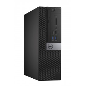 DELL PC 3040 SFF, i5-6500, 8GB, 128GB SSD, Win 10 Pro, FR- DELL