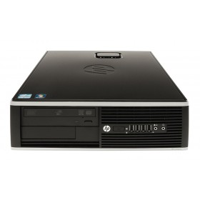 HP SQR PC Elite 8100 SFF, i7-860, 4GB, 250GB HDD, DVD, Βαμμένο- HP