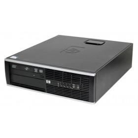 HP SQR PC 8200 Elite SFF, i5-2400, 4GB, 250GB HDD, DVD, Βαμμένο- HP