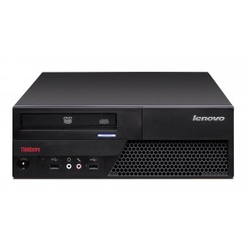 LENOVO PC M58p SFF, E8400, 4GB, 160GB HDD, DVD, REF SQR- LENOVO