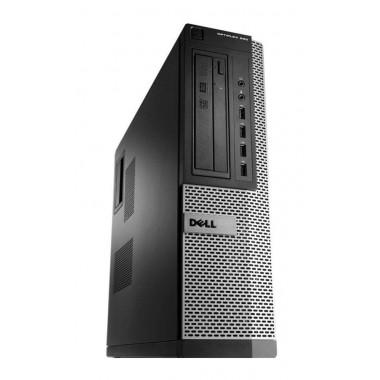 DELL PC 990 SD, i5-2400, 4GB, 250GB HDD, DVD, REF SQR- DELL