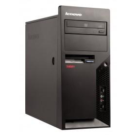 LENOVO PC M58 MT, E8400, 4GB, 250GB HDD, DVD, REF SQR- LENOVO