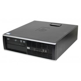 HP PC 8200 SFF, i5-2400, 4GB, 250GB HDD, DVD, REF SQR- HP