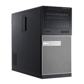 DELL PC 7010 MT, i5-3470, 4GB, 500GB HDD, DVD, REF SQR- DELL