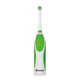 VAKOSS Ηλεκτρική Οδοντόβουρτσα PE-5723WE, Green- VAKOSS