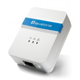 LEVELONE Powerline Nano adapter PLI-4052, 500Mbps, Ver. 4.0- LEVELONE