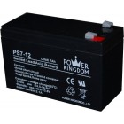 Μπαταρία μολύβδου  12Volt 7Ah- Power Kingdom - PS7-12