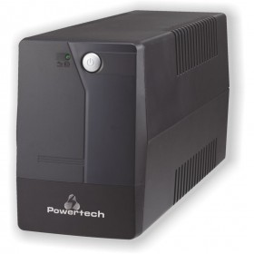 Powertech UPS Line interactive - 1050VA- Power Tech - PT-1050