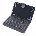 Power Tech 3in1 Universal πληκτρολόγιο - θήκη - βάση για Tablet 7 & 8 inch.  Με Ελληνικά πλήκτρα- Power Tech - PT-133