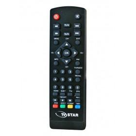 TV STAR χειριστήριο για αποκωδικοποιητή (Μεσαίο)- TV STAR - RC-T1030