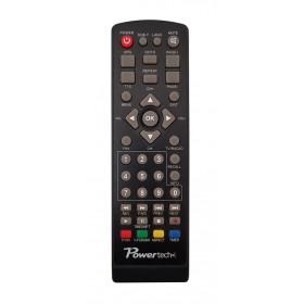 POWERTECH Χειριστήριο συμβατό με το δέκτη PT-MPEG4- POWERTECH