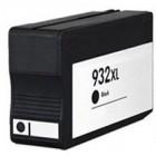 Συμβατό Inkjet για HP, 932 XL, 40ml, Black- BULK