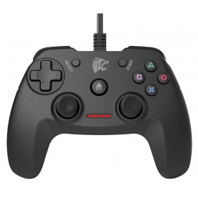 ROAR ενσύρματο gamepad R100WD, με vibration, PC, PS3 & Android TV box- ROAR