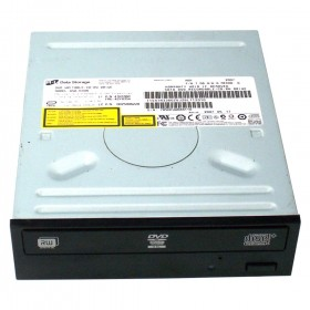 Used DVD-RW RW-REC, SATA, μαύρο- UNBRANDED