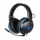 SADES Gaming Headset Fpower SA-717-BL, multiplatform, 3.5mm- SADES
