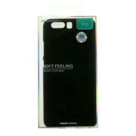 MERCURY Θήκη Soft Feeling Jelly για Huawei P10, Black- MERCURY