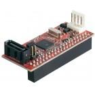 POWERTECH Κάρτα Επέκτασης IDE σε SATA SLOT-008, Chipset JMB20330- POWERTECH