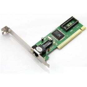 POWERTECH Κάρτα Επέκτασης PCI to LAN 10/100, Chipset RTL8139D- POWERTECH