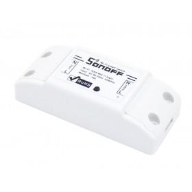 SONOFF Smart Ασύρματος Διακόπτης Basic, Wifi, 10A, λευκό- SONOFF
