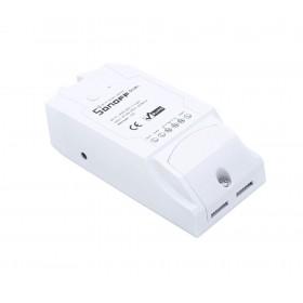 SONOFF Smart Διακόπτης Dual, 2 θέσεων, 16A, WiFi, λευκό- SONOFF